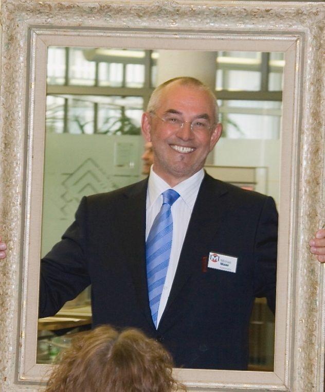 Michael Maier, Auktionator